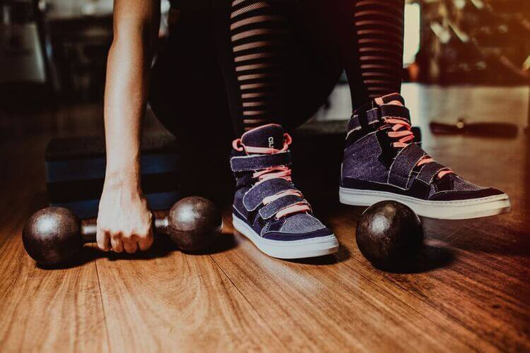 Right Cross training shoes for HIIT workouts