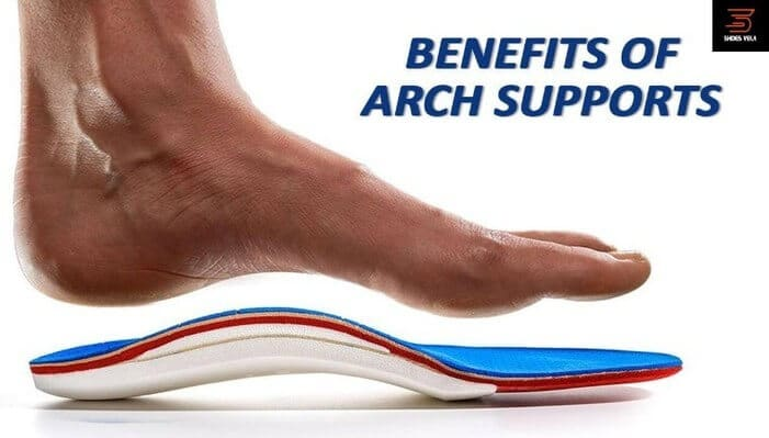 benefits of arch support