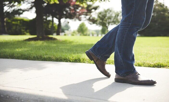 Best motion control walking shoes