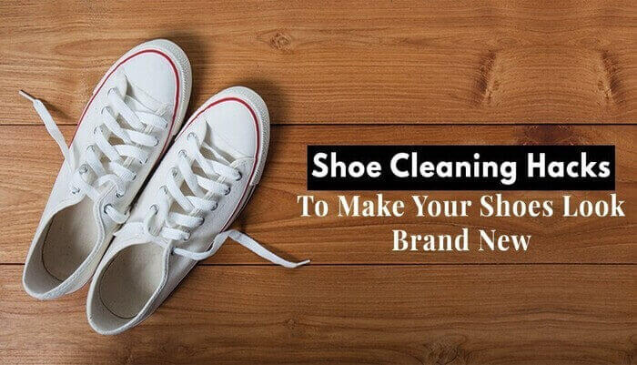 how to clean smelly shoes with vinegar