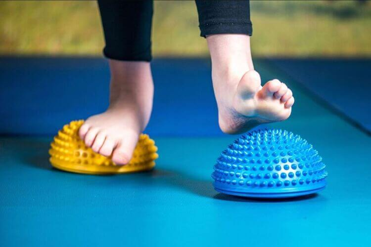 exercise for flat feet and fallen arches