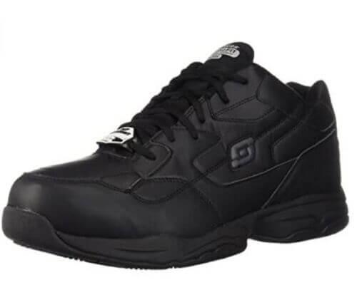 Skechers for Work Mens Felton Slip Resistant shoes