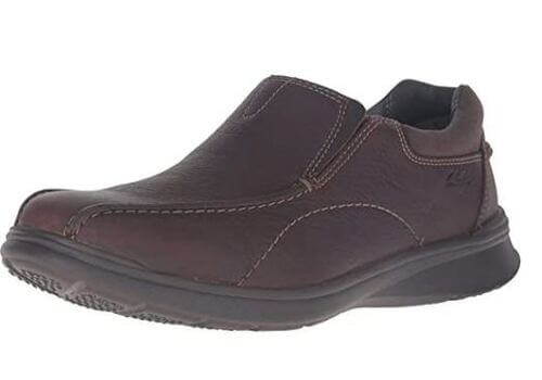 Clarks Mens Cotrell Step Slip-on Loafer