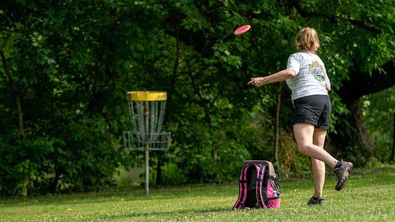 best disc golf shoes for womens