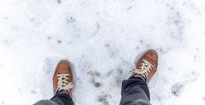 Best Shoes for Walking on Ice