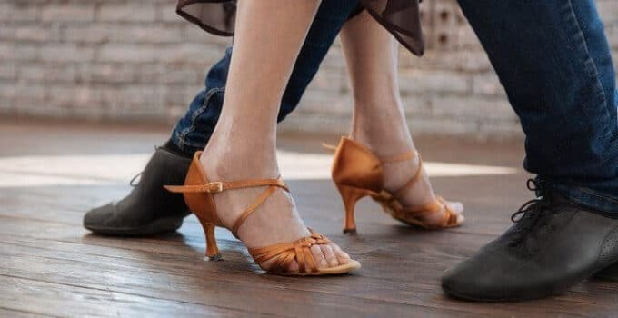 best salsa dance shoes