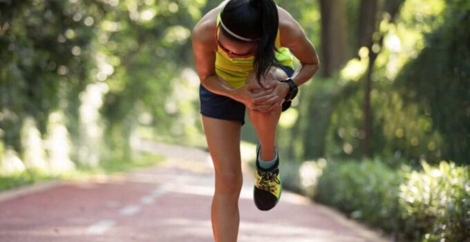 can you run with shin splints