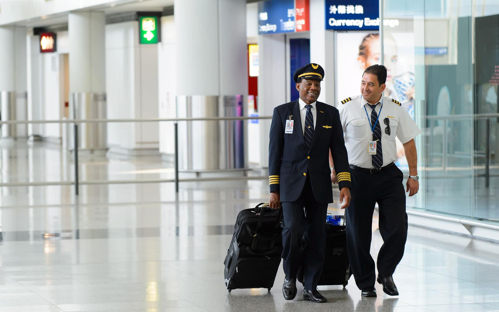 best Shoes For Airline Pilots