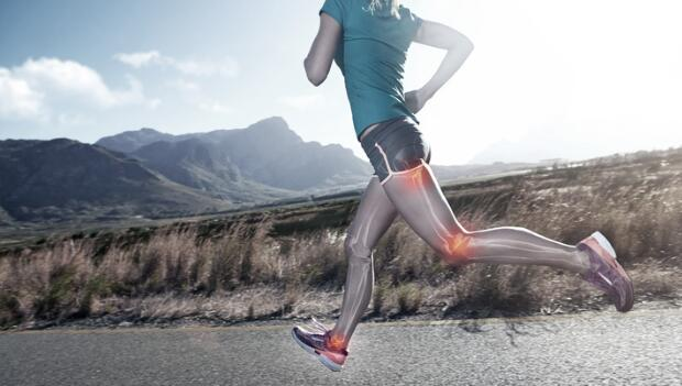 Running With Pronated Feet