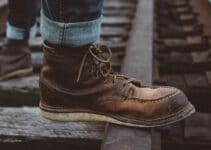 best boots For Railroad Workers