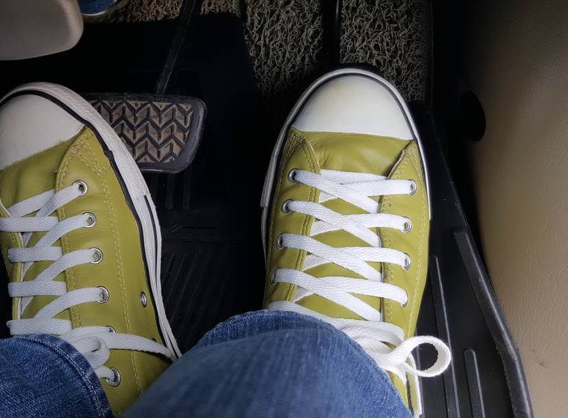 Different types of Converse