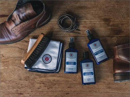 Speciality Boot care products