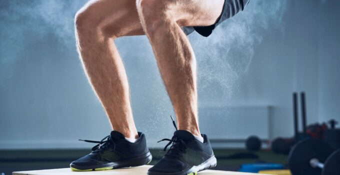 Best Shoes for Box Jumps