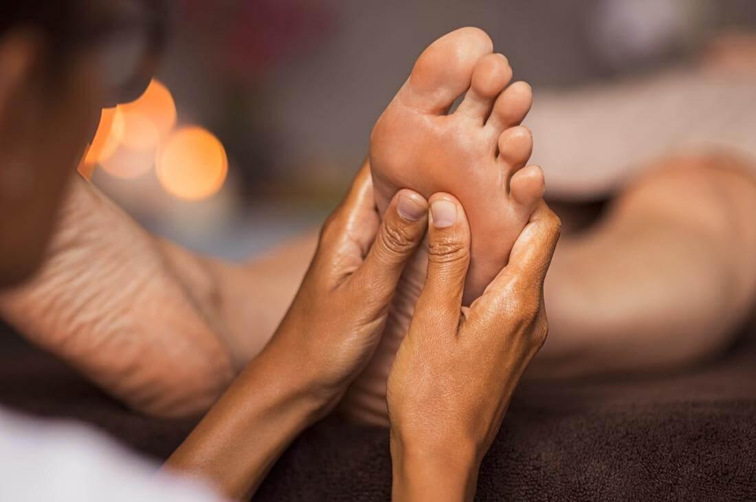 Get a Foot Massage