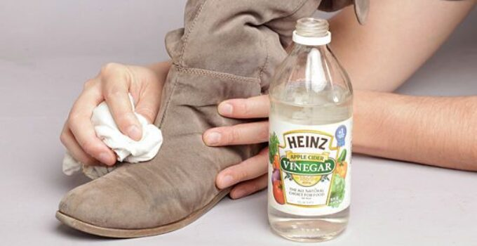 Use Suede Cleaners