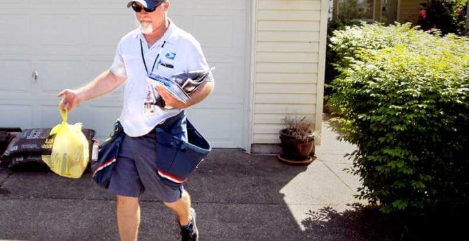 best Shoes for Mail Carriers