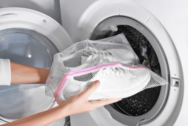 dry shoes in dryer
