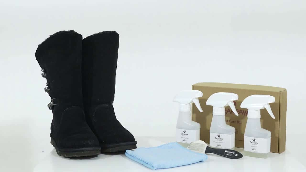 Steps to Clean Bearpaw Boots