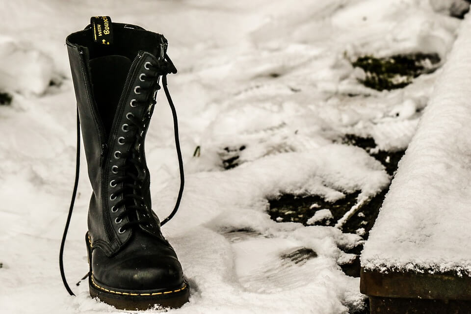 Can You Wear Doc Martens in the Snow